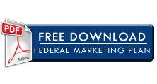 Download our free sample Federal Marketing Plan